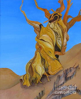 Bristlecone Pine Tree 2 by Richard Dotson