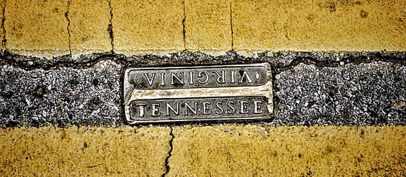 Bristol Tennessee Street Pano by Heather Applegate