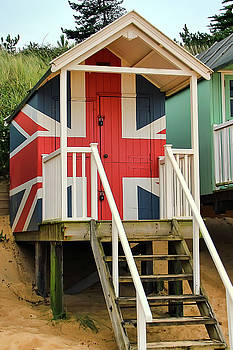 Brit Hut by Andy Griffiths