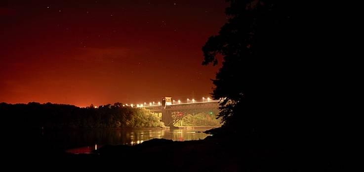 Britannia Bridge by Robert Phelan