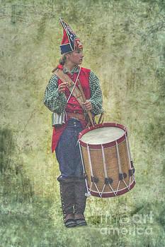 British Drummer by Randy Steele