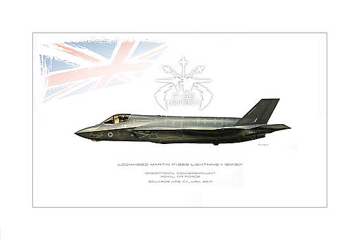 British Lightning II by Peter Van Stigt