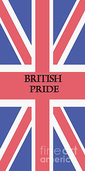 British Pride by Judy Hall-Folde