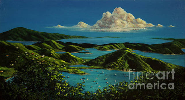 British Virgin Islands by Laurie Tietjen