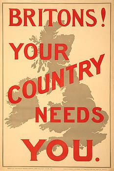 Richard Reeve - Britons Needed