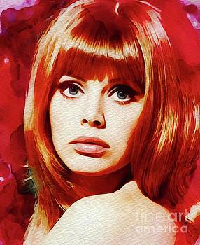 John Springfield - Britt Ekland, Movie Star
