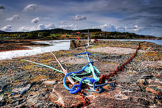 Broadford - Isle of Skye by Nichola Denny