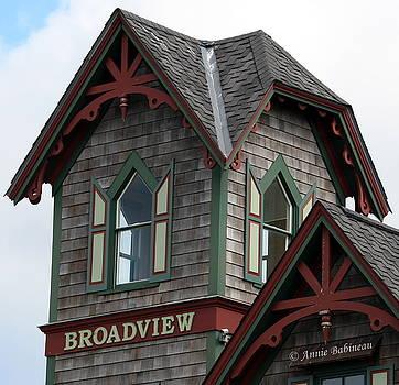 Anne Babineau - Broadview
