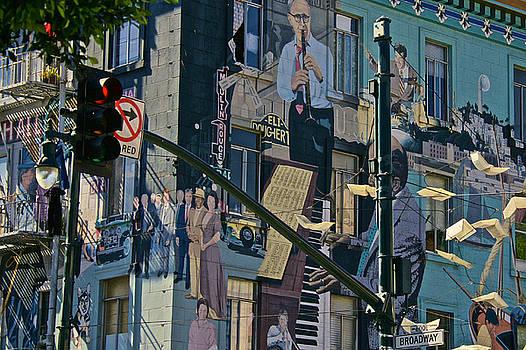 Steven Lapkin - Broadway at Grant Avenue