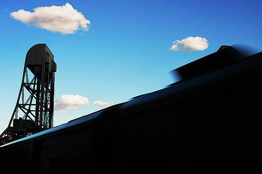 Broadway Bridge Abstract 1 Chromatic by Jeremy Herman