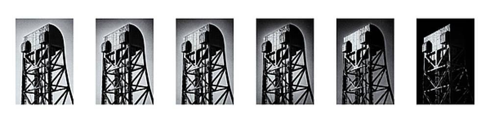 Broadway Bridge Contrast Study 1 by Jeremy Herman