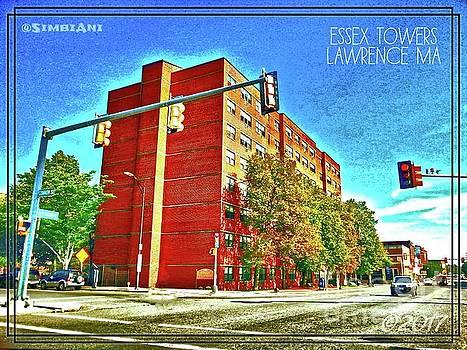 Broadway Complex..  by SimbiAni