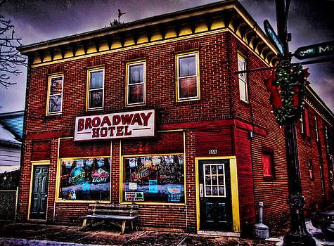 Broadway Hotel by Jim Markiewicz