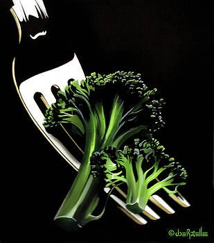 Broccoli by Joe Roselle