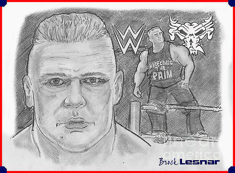 Chris  DelVecchio - Brock Lesnar