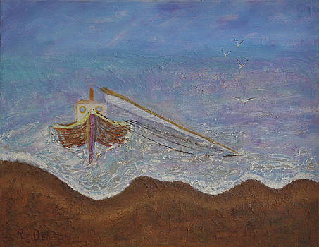 Richard Benson - Brocken Mast