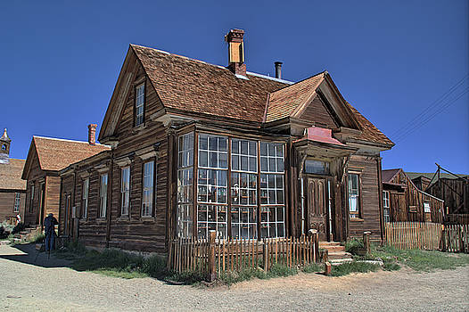 Bodie Storefront by Tom Winfield