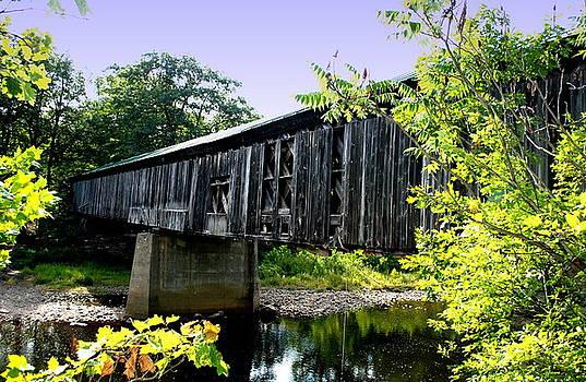 Emily Stauring - Broken Bridge