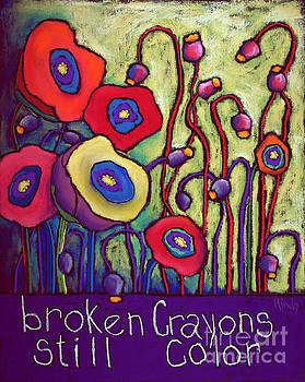 David Hinds - Broken Crayons
