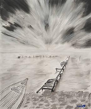 Broken Dock by Adekunle Ogunade