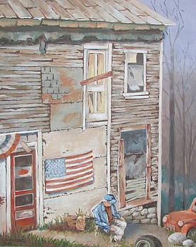 Broken Dreams by Tony Caviston