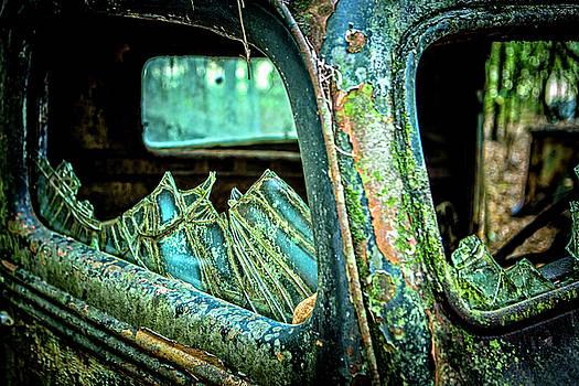 Broken Glass by Rod Kaye