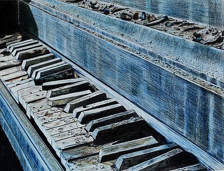 Broken Keys by Seung Yeon Lee