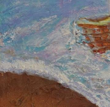 Richard Benson - Broken Mast Abstraction