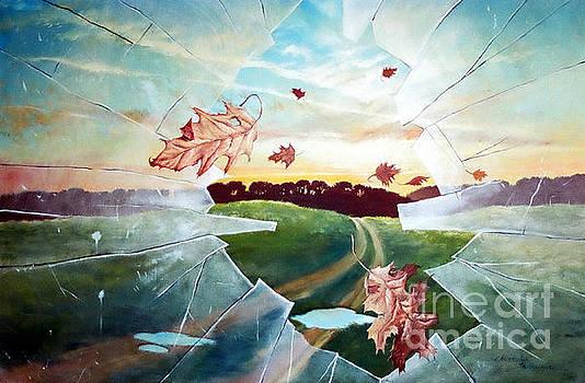 Christopher Shellhammer - Broken Pane