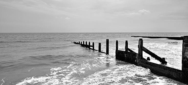 Broken Pier by Svetlana Sewell