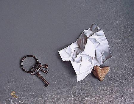 Broken promise - 2 by Elena Kolotusha