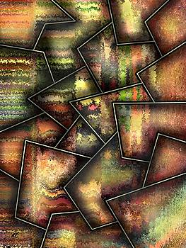 Broken textures by Rafi Talby
