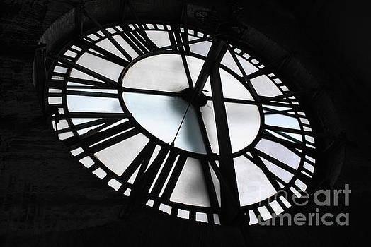 Jost Houk - Bromo Seltzer Clock