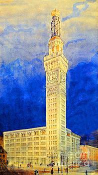 Jost Houk - Bromo Seltzer Tower