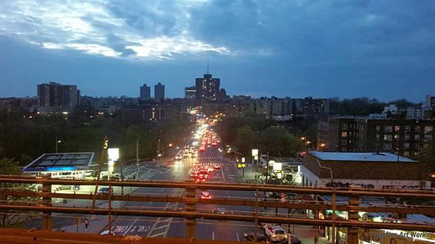 Bronx - Gun Hill Road by Greg Roberson