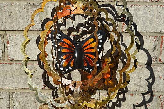 Bronze and Shadows by Anne-elizabeth Whiteway