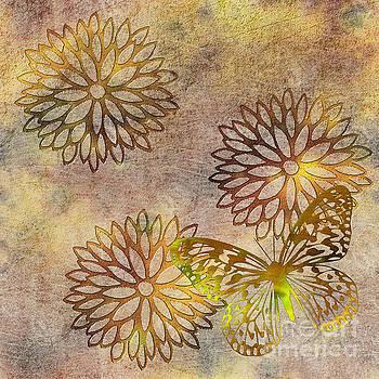 Bronze Flowers by Nan Engen