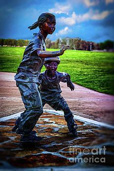 Bronze Skateboarding by JB Thomas
