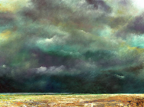Brooding by John Tregembo