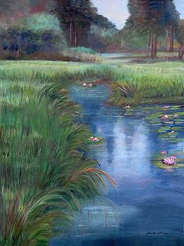Brookgreen Meadows by Shirley Lawing