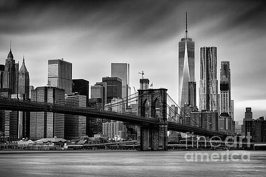 Brooklyn Bridge by John Farnan