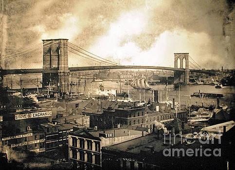 Jost Houk - Brooklyn Bridge Century