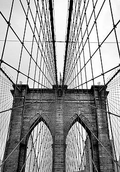 Brooklyn Bridge by David Cabana