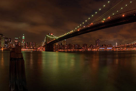 David Hahn - Brooklyn Bridge I