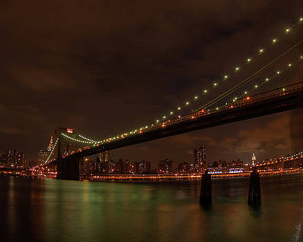 David Hahn - Brooklyn Bridge II