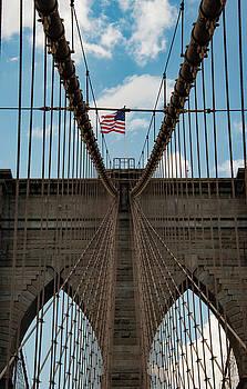Brooklyn Bridge by Joseph Yarbrough