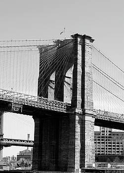 Brooklyn Bridge by Maria Lopez
