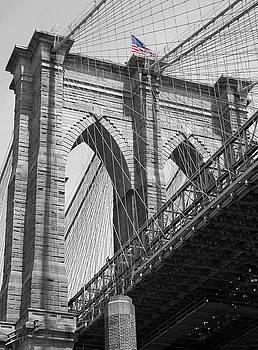 Brooklyn Bridge no 1 by Jaymes Williams