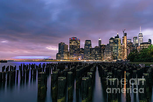 Brooklyn Bridge Park by Zawhaus Photography