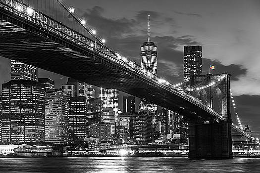 Brooklyn Bridge by Ross Murphy